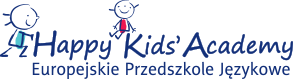 Happy Kids Academy Logo