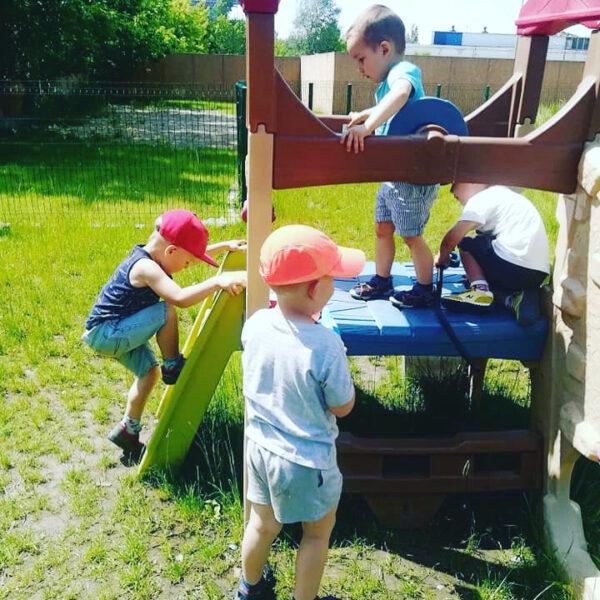 Placyk 6 Happy Kids Academy Postępu